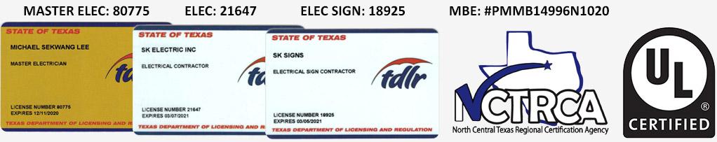 licensure certification